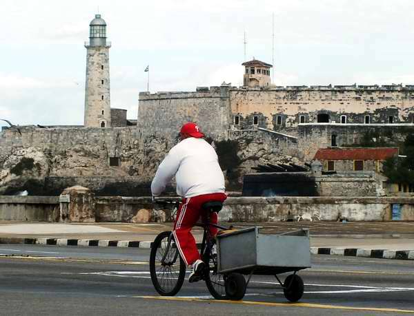 El tiempo en Cuba para el 9 de enero de 2021. Foto Abel Rojas