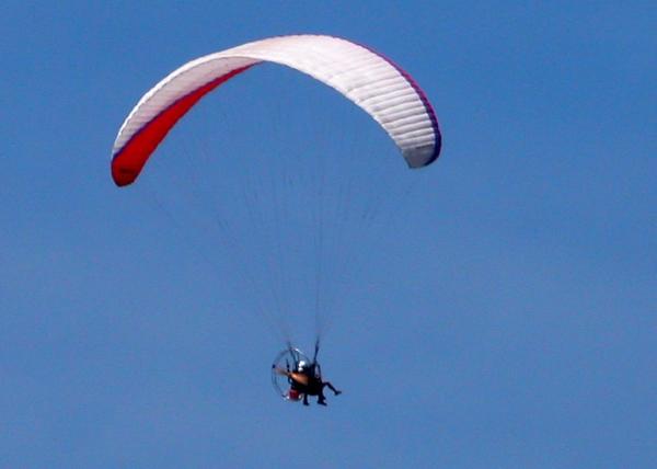 Durante siglos el hombre intentó volar. Foto Abel Rojas