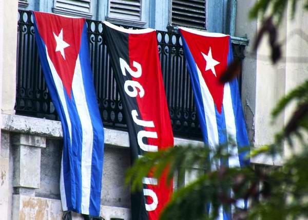 26 de Julio: fuerza y firmeza de los cubanos
