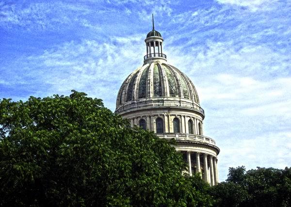 El Capitolio Nacional de Cuba fue declarado Monumento Nacional el 15 de noviembre de 2010. Foto Abel Rojas Barallobre