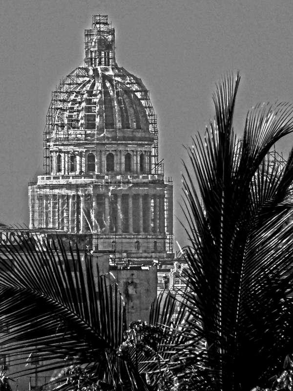 Actualmente se encuentra inmerso en una magnánima restauración; a cargo, fundamentalmente, por entidades de la Oficina del Historiador de La Habana. Foto Abel Rojas Barallobre