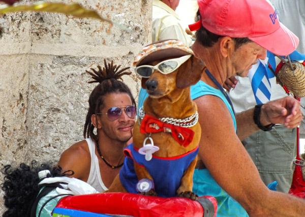 Así somos los cubanos, orgullosos de nuestra propia idiosincrasia e identidad nacional. Foto Abel Rojas Barallobre