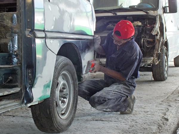 Los cubanos somos laboriosos, emprendedores y solidarios por naturaleza. Foto Abel Rojas Barallobre