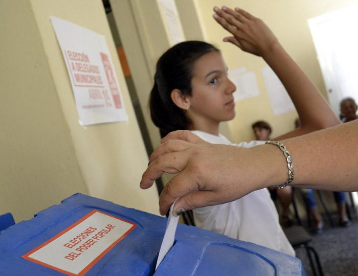 Este domingo en Cuba por el voto libre y democrático (+Audio)