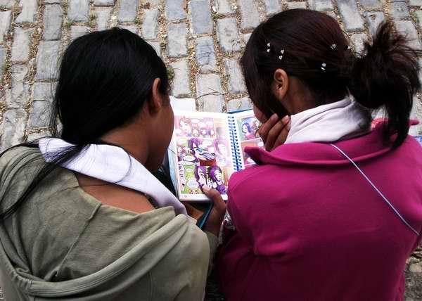 Miles de personas asistieron a la edición 22 de la Feria Internacional del Libro. Foto Abel Rojas