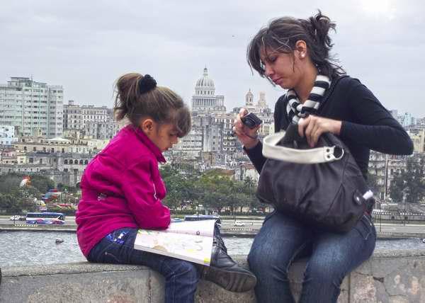 La literatura infantil ocupó un importante espacio en la Feria del Libro. Foto Abel Rojas