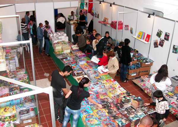 Gente Nueva una vez más en la Feria del Libro