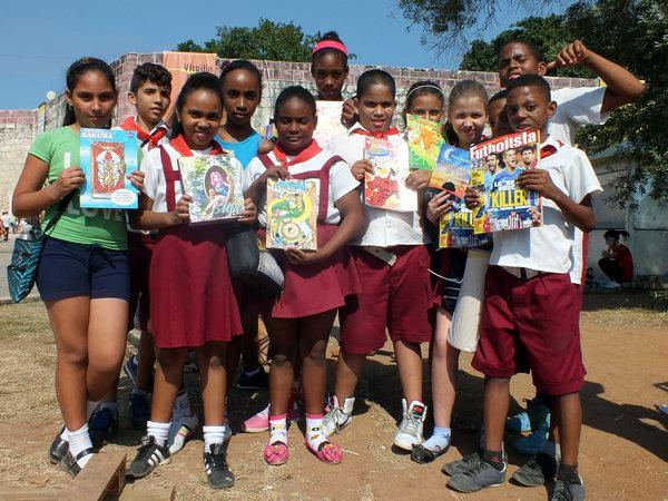 Feria Internacional del Libro, Cuba 2014: un tributo al arte literario. Foto Abel Rojas
