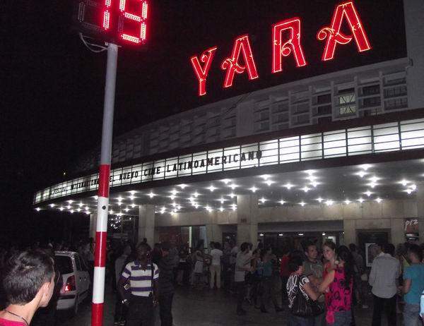 Se acerca el 39 festival de cine habanero