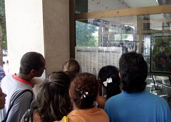 Festival Internacional del Nuevo Cine Latinoamericano: se esperan las propuestas en cartelera con ansias. Foto Abel Rojas