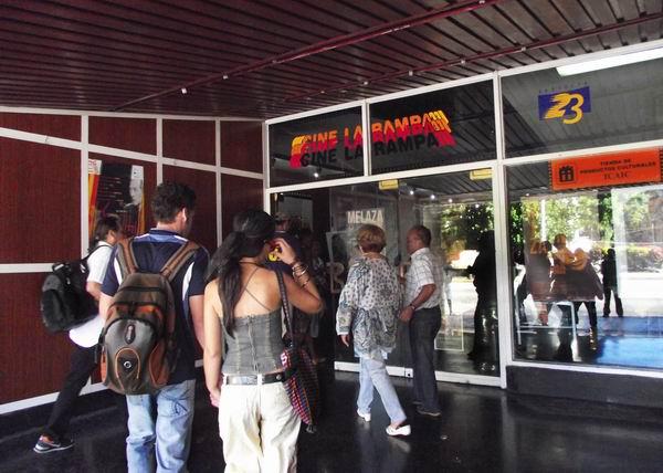 La Habana en Festival de Cine. Foto Abel Rojas