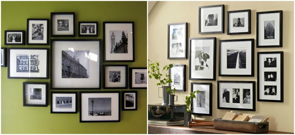 Formas novedosas para colgar tus cuadros fotos for Como colgar un cuadro