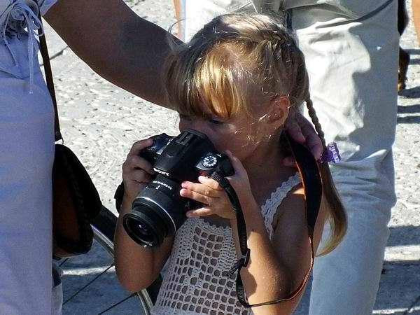 La fotografía, una afición fascinante. Foto Abel Rojas