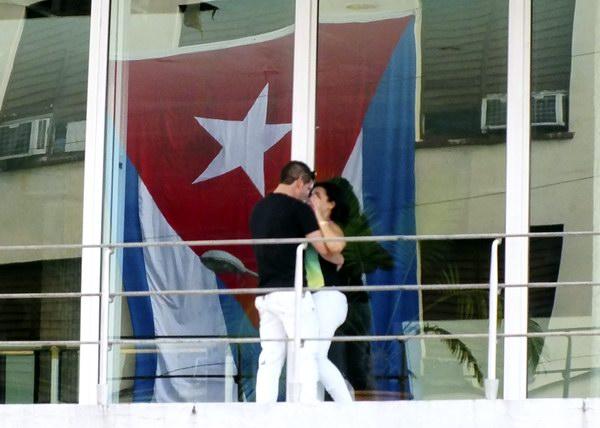 Fotos curiosas en calles cubanas. Foto Abel Rojas