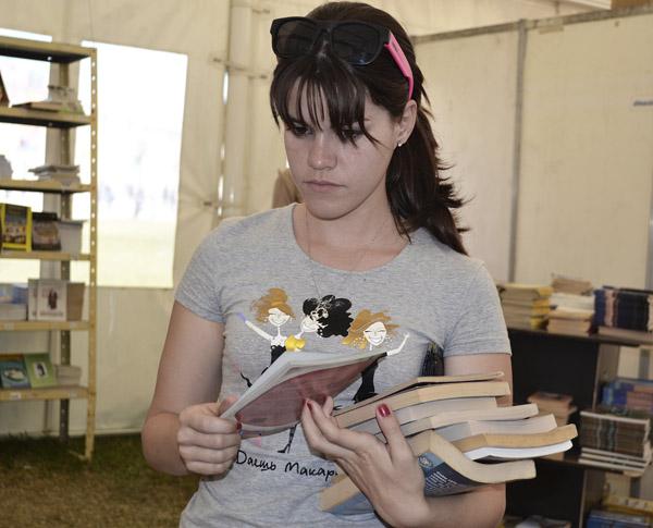 La buena lectura en Feria literaria (+Fotos)