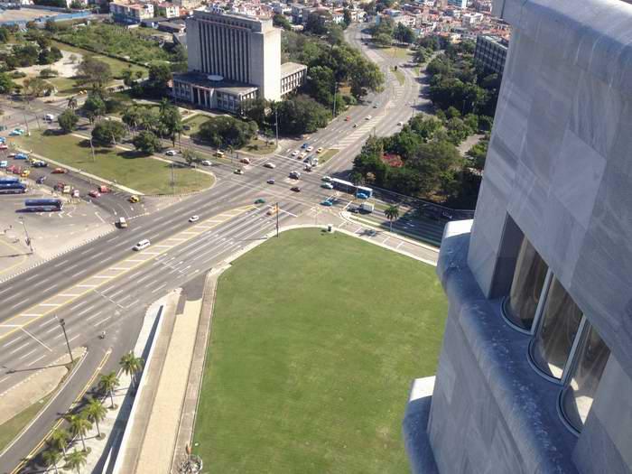 Reinauguran mirador del Memorial José Martí. Foto: Carla Picar