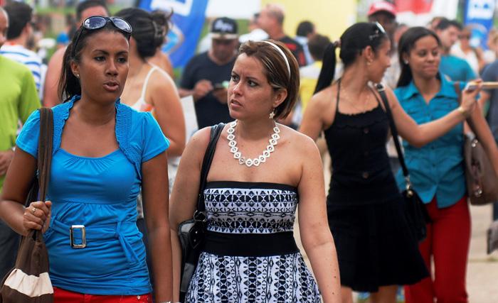La Mujer: Verdadero baluarte de cualquier sociedad. Foto: Abel Rojas Barallobre