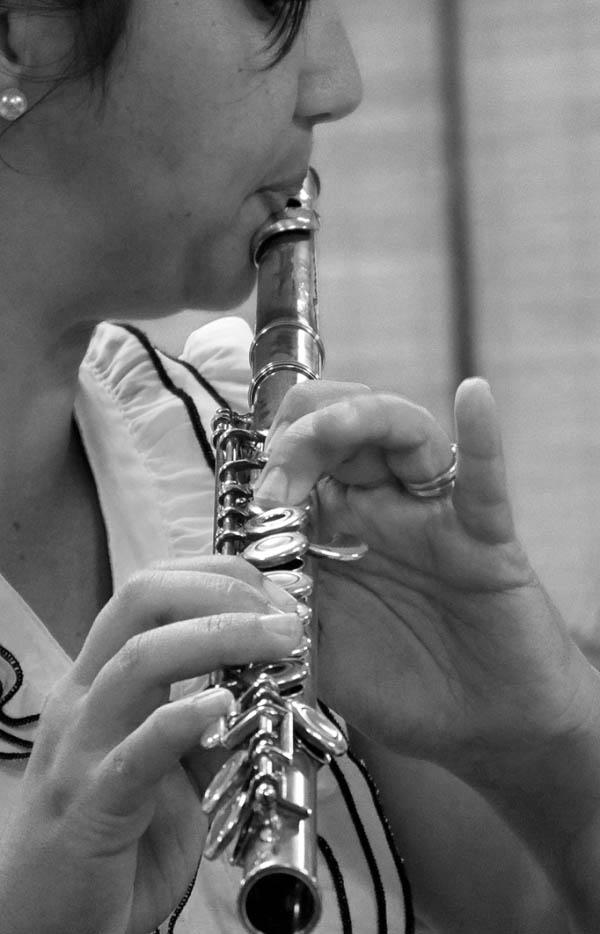 En fotos: detalles sonoros del Festival de Música Contemporánea.Foto Abel Rojas Barallobre