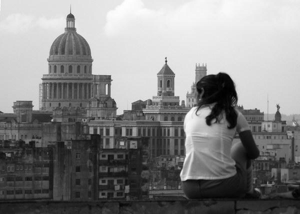 Los días de la azotea, los muritos, el malecón. Foto Abel Rojas Barallobre