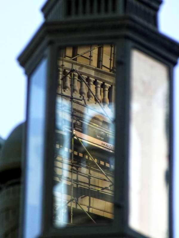 Reflejos, una mirada desde otra perspectiva. Foto: Abel Rojas
