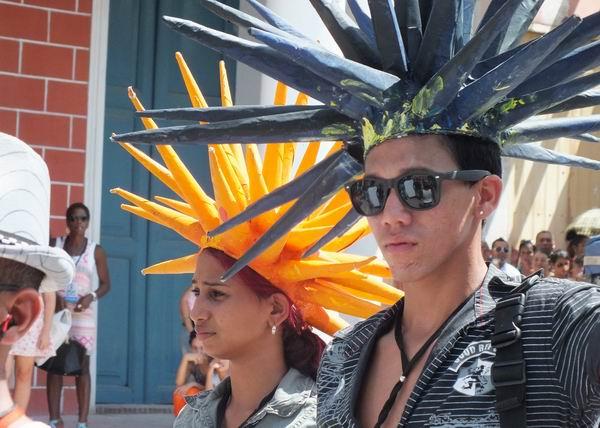 Romerías de Mayo: una fiesta de tradición y colores. Foto Abel Rojas