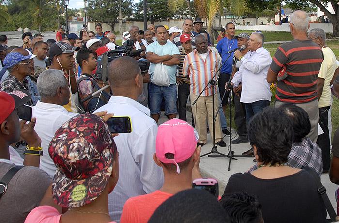 Celebran 180 años de la Sociedad Abakuá de Cuba. Fotos: Abel Rojas Barallobre