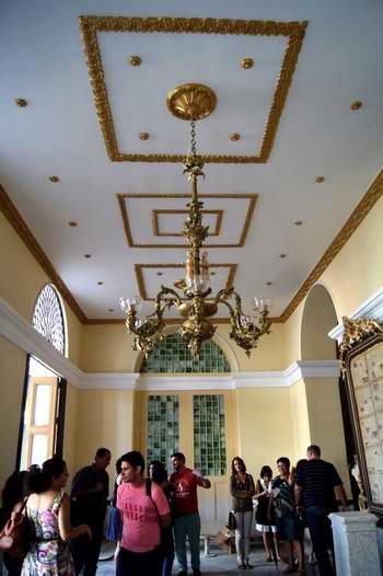 Restauración del Teatro Sauto en Matanzas. Fotos: José Miguel Solís