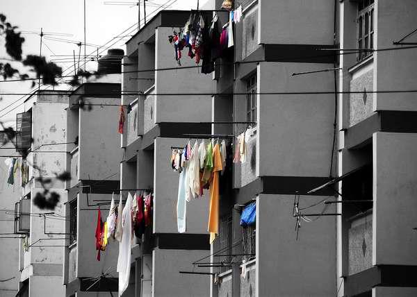 Tendederas en La Habana. Foto Abel Rojas