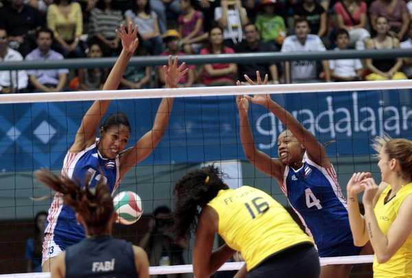 Las Morenas del Caribe obtuvieron medalla de plata. Foto tomada de Cubasí