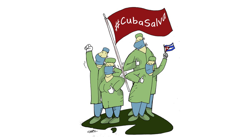 Cuba guarantees attention to foreigners and nationals abroad before COVID-19