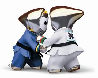 Judocas en Londres 2012