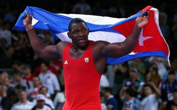 Mijaín López, abanderado de Cuba a Juegos Olímpicos de Río 2016