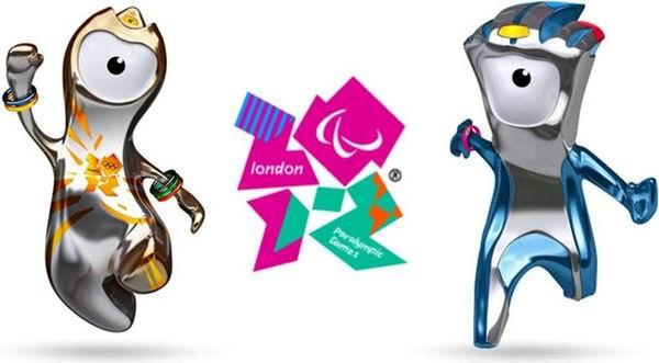 Wenlock y Mandeville. Mascotas de los Juegos Olímpicos - Londres 2012