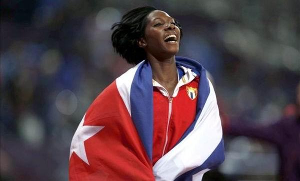 Cuban Yarisley Silva to participate in the Athletics Diamond League