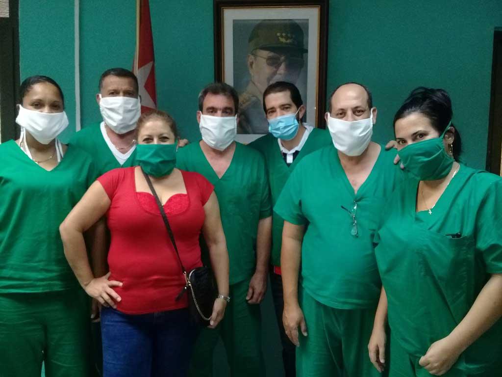 Dr. Rolando Montero: guerrero contra la COVID-19
