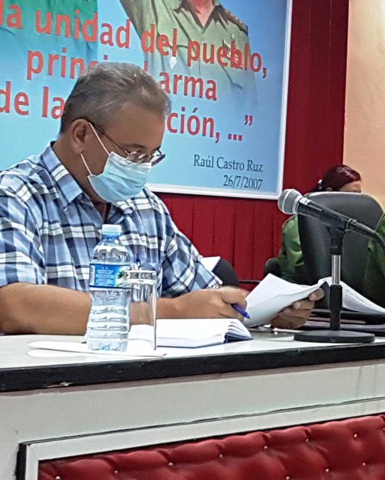 Proyecto de Desarrollo Ganadero en Camagüey