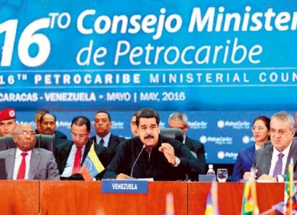 Propone Maduro diversificar Petrocaribe con energ�as alternativas