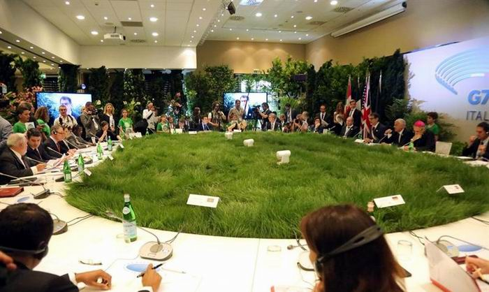The Withdrawal of the United States from G7 environment Summit