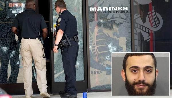 Identifican autor de tiroteo en Tennessee como Muhammad Youssef Abdulazeez
