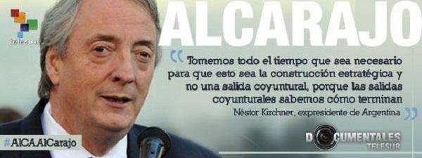 """En Mar del Plata está la tumba del ALCA"""
