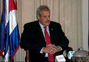 El embajador de Cuba en República Dominicana, Alexis Bandrich, resaltó la independencia que tiene la CELAC de Estados Unidos.