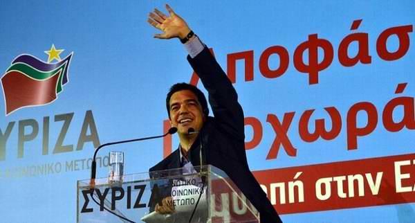 Partido izquierdista griego con ventaja para comicios legislativos