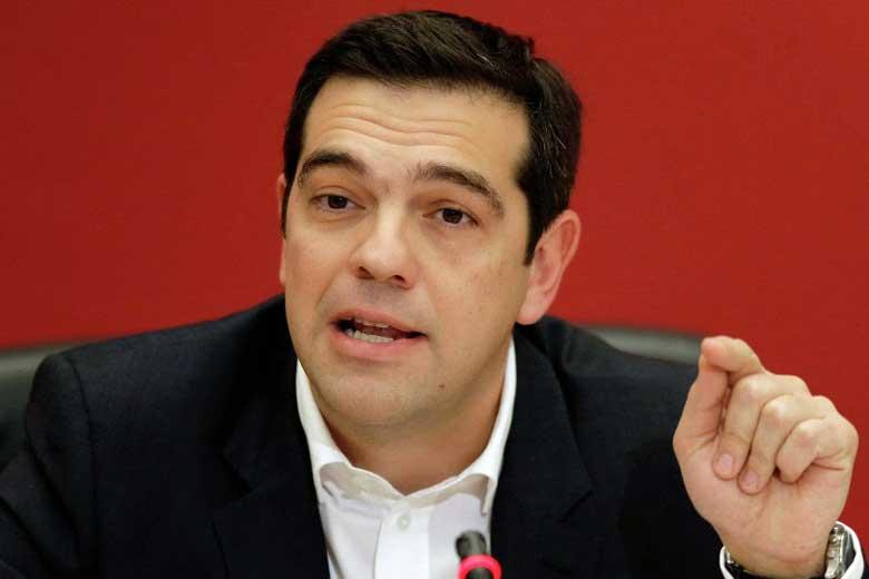 Defiende Primer Ministro griego acuerdo con la Eurozona, ante posible quiebra