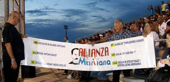 Este sábado 8 de julio las organizaciones de la emigración cubana que en Miami integran la coalición Alianza Martiana, saldrán a las calles para exigir el levantamiento del bloqueo impuesto a Cuba.