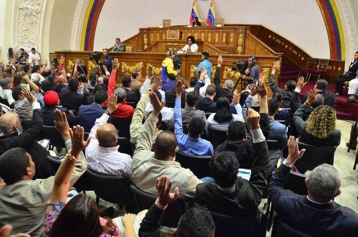 Aprueba la ANC de Venezuela nueva ley contra la guerra económica