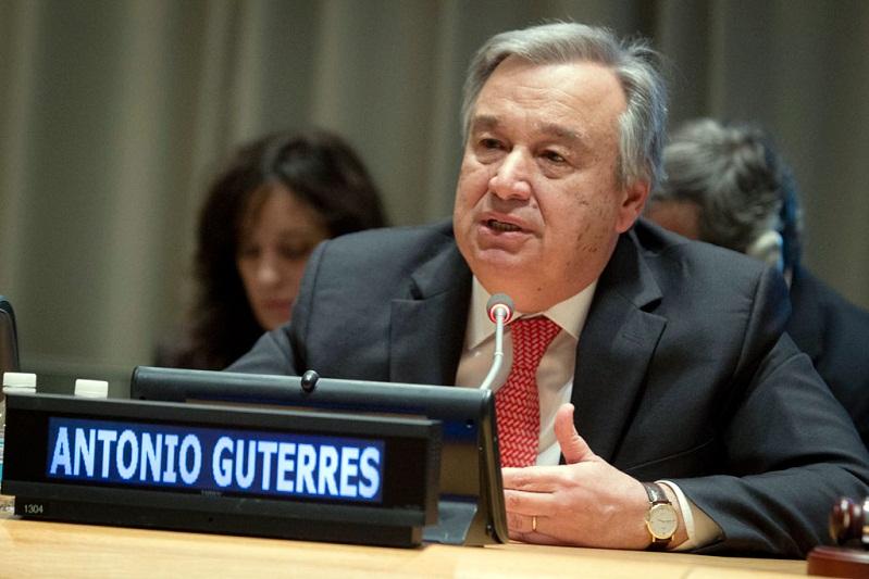 Secretario general de la ONU realizará visita oficial a Cuba