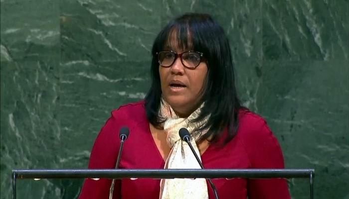 Denunció Cuba en Naciones Unidas acciones unilaterales de Estados Unidos