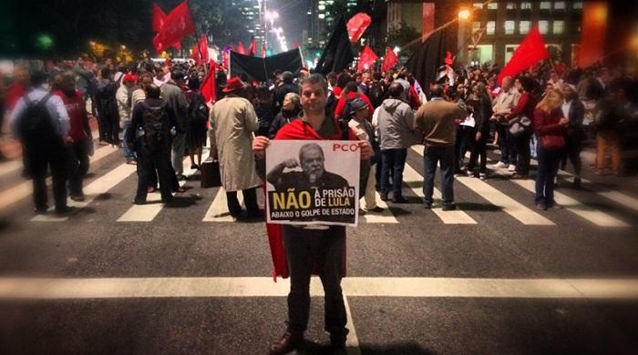 """Lula: """"En Brasil hay caza de brujas en la política"""""""