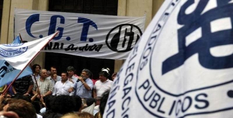 Convoca central obrera argentina a paro general
