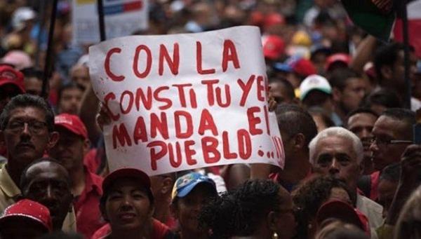 Alerta en Venezuela ante propuesta opositora